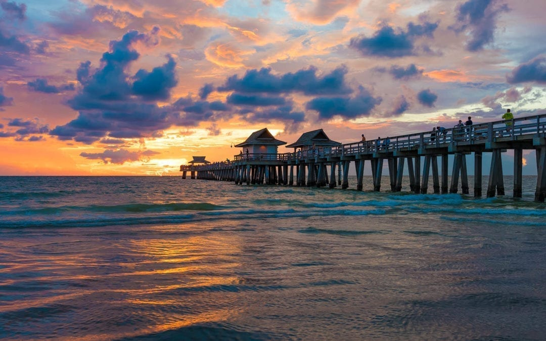 History of the Naples Pier